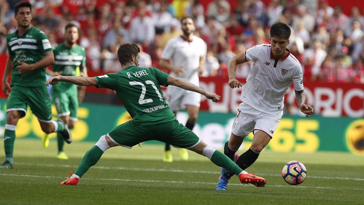 El equipo de Samapoli tropieza en casa: Sevilla 1 - Leganés 1