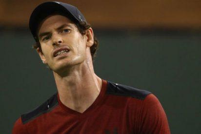Andy Murray cae ante Vasek Pospisil en su estreno en Indian Wells