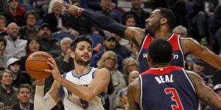 El partido antológico en NBA de un Ricky Rubio de récord: 22+5+19