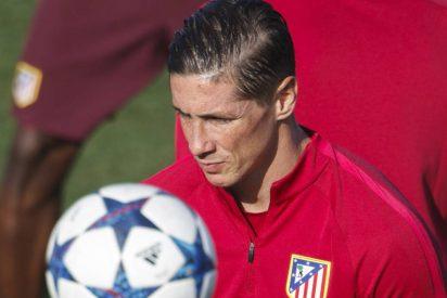 Fernando Torres regresa a la lista de convocados y Gameiro, baja por segunda vez consecutiva
