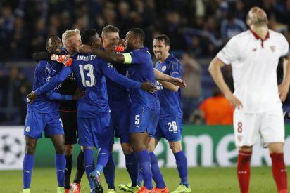 La 'noche negra' del Sevilla en Champions barre en Antena 3 con 24% y 4,3 millones