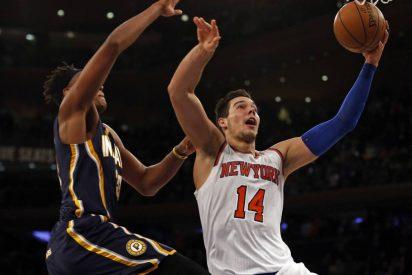 Willy Hernangómez y Abrines brillan en los triunfos de Knicks y Thunder
