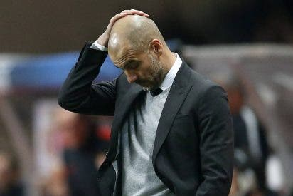 El Mónaco apea al Manchester City de la Champions (3-1) en la noche loca del príncipe Alberto
