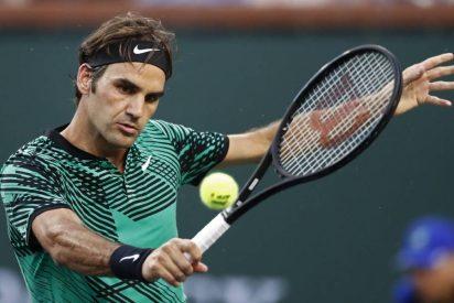 Federer escala hasta el sexto puesto de la ATP y adelanta a Nadal, séptimo