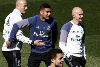 Vuelve Casemiro contra el Athletic de Bilbao y el Real Madrid es otro cuando juega el brasileño