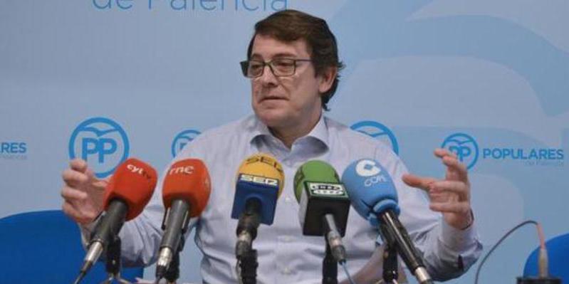 Alfonso Fernández Mañueco gana y sucederá a Juan Vicente Herrera al frente del PP en Castilla y León