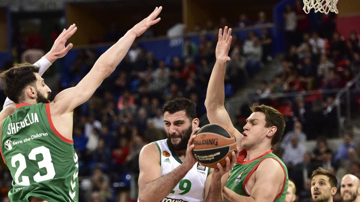 Xavi Pascual manda en Vitoria: Baskonia 63 - Panathinaikos 72