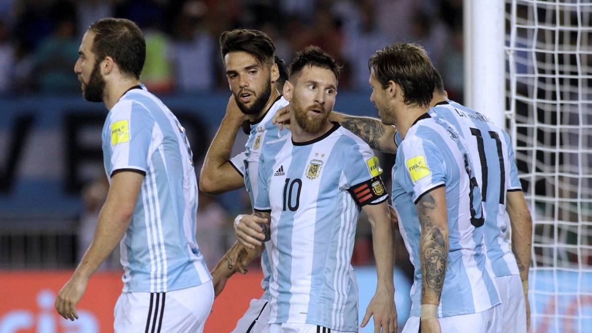 Messi guía a una gris albiceleste: Argentina 1 - Chile 0