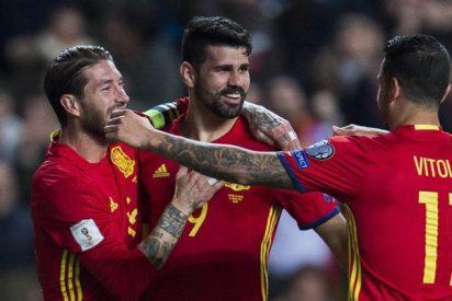 La Selección de Lopetegui gana al son de Silva: España 4 - Israel 1