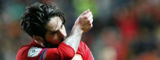 Isco echa agua sobre los rumores que lo colocan ya en el Barça