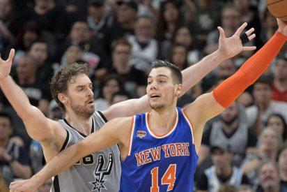 Españoles en la NBA: El mejor Willy del año (24+13) no puede con los Spurs; Pau (19+10)