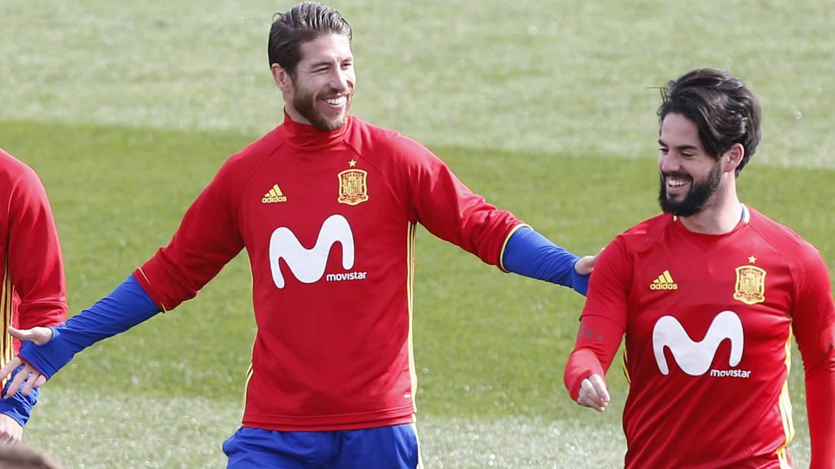 """Sergio Ramos: """"¿Isco? Mejor que en el Real Madrid no va a estar en ningún sitio"""""""