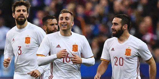 El VAR ayudó al mejor: Francia 0 - España 2