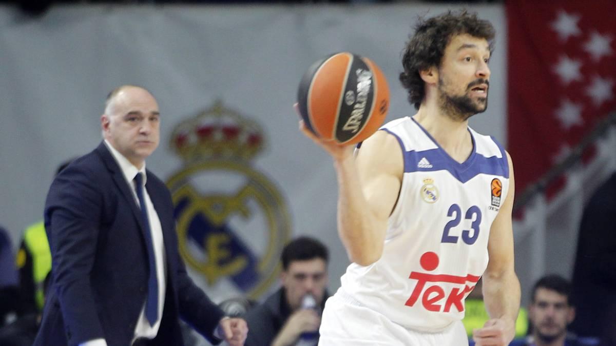 Laso sobrevive a Obradovic y acaba primero de la Euroliga: Real Madrid 61 - Fenerbahce 56