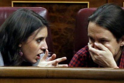 Irene Montero, la novia de Pablo Iglesias, trama una emboscada contra la vice Soraya