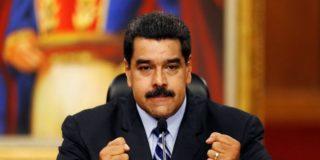 """Maduro califica de """"basura de ser humano"""" al secretario general de la OEA"""