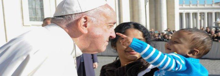 """El Papa pide """"protección imperativa y urgente"""" para la población civil atrapada en Mosul"""