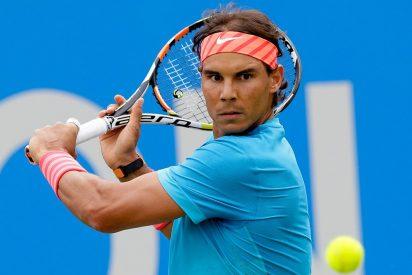 Rafa Nadal se estrena en Acapulco con una convincente victoria ante Mischa Zverev