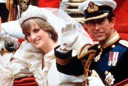 Los escabrosos secretos de la relación entre el príncipe Carlos y una triste Lady Di