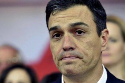 Pedro Sánchez financia su campaña con un rancio crowdfunding podemita