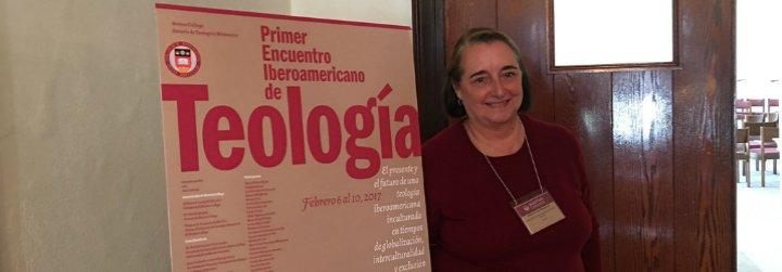 """María Clara Bingemer: """"La teología de este Papa no se hace en las sacristías, sino que llega a las calles"""""""