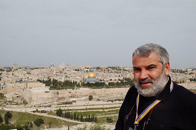 """José Luis Ferrando: """"El pueblo palestino está abandonado a su mala suerte, y el conflicto aburre a Occidente"""""""
