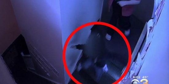 Con esta mala leche tira por las escaleras a una niña de 4 años la trabajadora de una guardería
