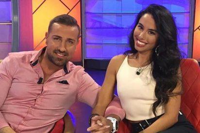 'Sálvame': Macarena afirma que ya no está con Rafa Mora y que no es un montaje