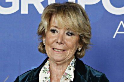 """Aguirre no se muerde la lengua sobre el nuevo giro del PP balear: """"Quieren catalanizar las islas"""""""