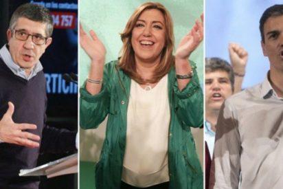 ¿Díaz, Sánchez o López? Los tres escenarios posibles según quien gane en el PSOE