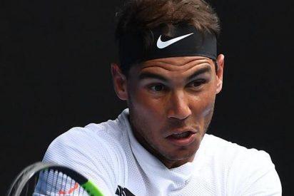 Federer arrasa a Nadal en Indian Wells y Kyrgios se carga de nuevo a Djokovic