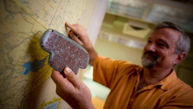 Encuentran una enigmática joya que podría cambiar la historia de la Civilización Maya conocida