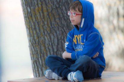 ¿Este niño es demasiado extrovertido o padece el Síndrome de Williams?