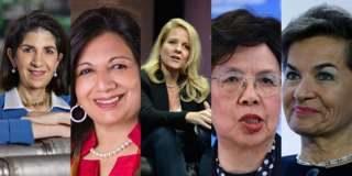 ¿Sabes quiénes son las 5 mujeres más poderosas de la ciencia en todo el mundo?