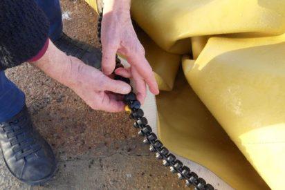 Spragg Bags o bolsas Spraggs; una solución ingeniosa ante la sequía del planeta