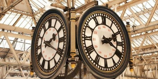 ¿Sabías que no existe una hora correcta pero sí una hora exacta?