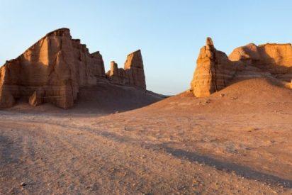 ¿Qué gran misterio esconde el desierto del Lut en Irán?