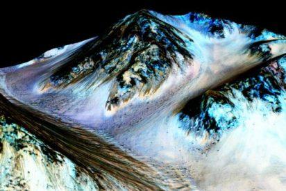 ¿Qué secreto esconden las misteriosas líneas oscuras que aparecen en Marte?