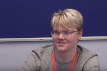 El estudiante inglés que corrigió un error de cálculo a la NASA