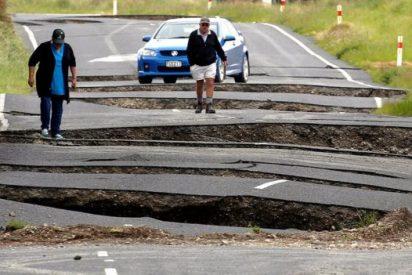 Así fue el terremoto más raro del mundo