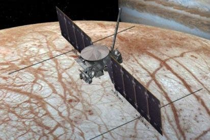Europa, la luna helada de Júpiter, candidata firme para tener vida extraterrestre