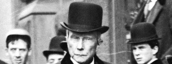 La doble cara de John D. Rockefeller, el multimillonario magnate del petróleo que fundó la dinastía