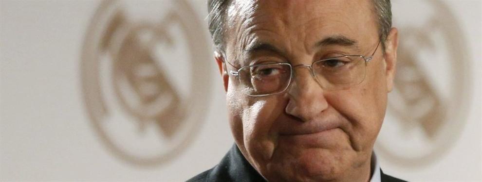 A Florentino Pérez le cuelgan el teléfono (adiós al 'fichaje' del Siglo)