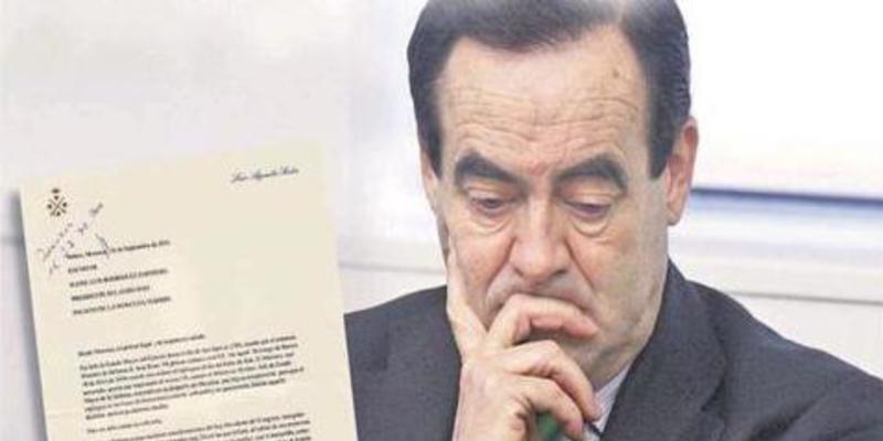 El informe que airea el juego sucio del PSOE y las mentiras de Bono tras el Yak-42