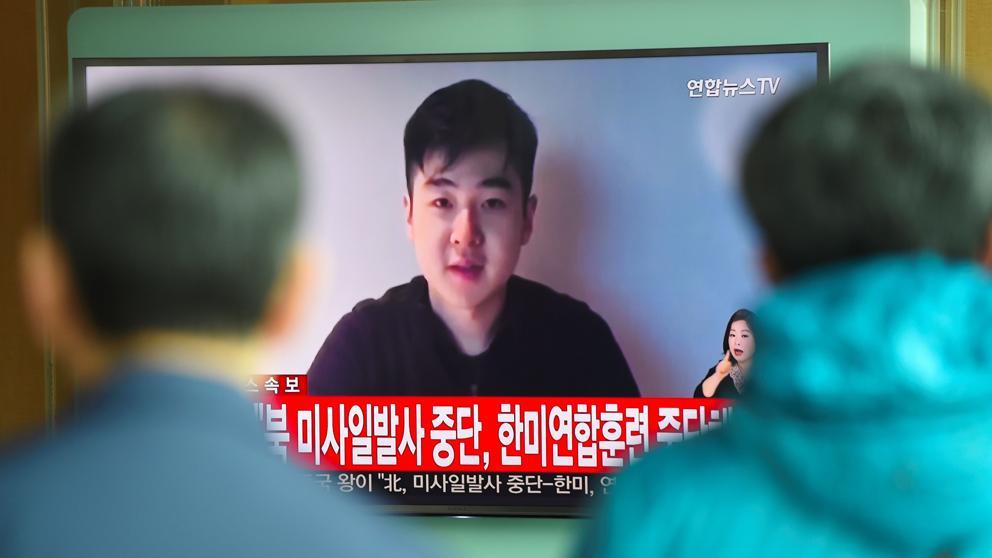 El hijo del asesinado Kim Jong-nam aparece agradecido en un misterioso vídeo