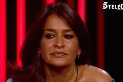 'GH VIP': La audiencia vuelve a expulsar a Aída Nízar y esta vez por hacer caca en el suelo de la Casa de Guadalix