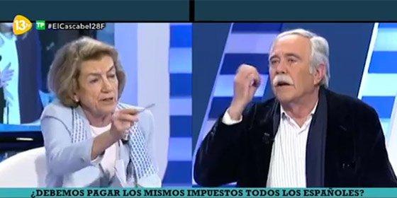 Henares 'perdigonea' a Alberdi con una bronca bestial por poner paños calientes en los ERE andaluces