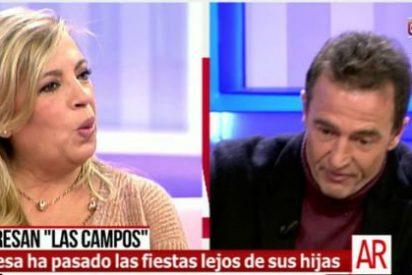 La cruel guerra entre el conde Lecquio y la hermana de Terelu Campos