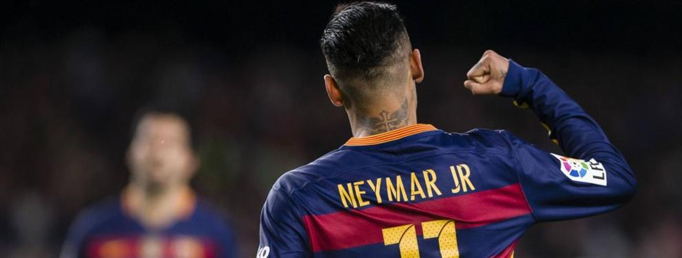 """""""Algún día me gustaría jugar en la Premier"""": Neymar"""
