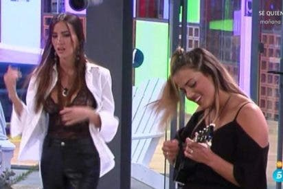 'GH VIP': Ni el edredoning con calmante que le administró el brasileño quita la calentura a Alyson